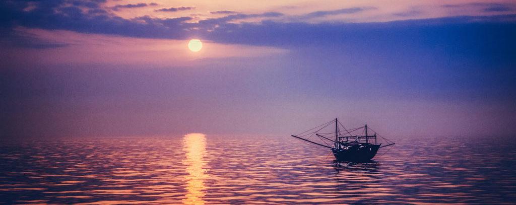 【歌詞】英詩に曲をつけたオリジナル、「The Island」